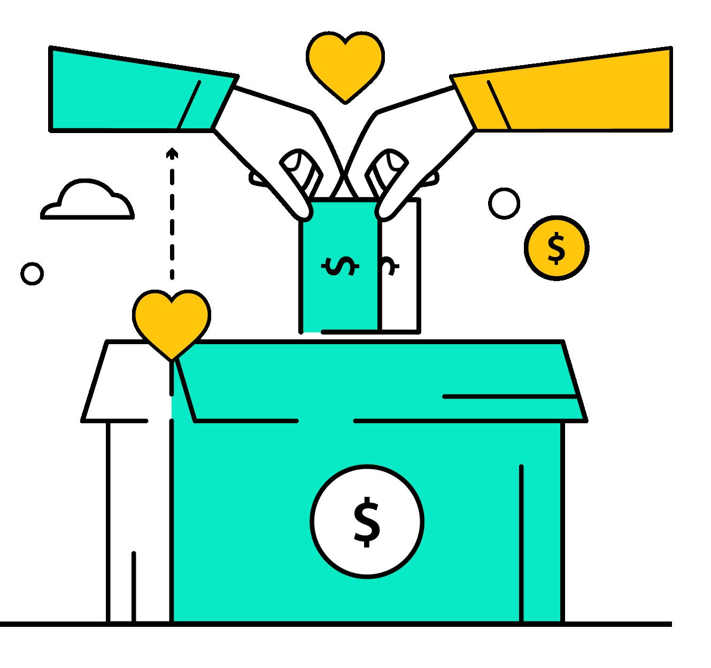 startnoo donors graphic