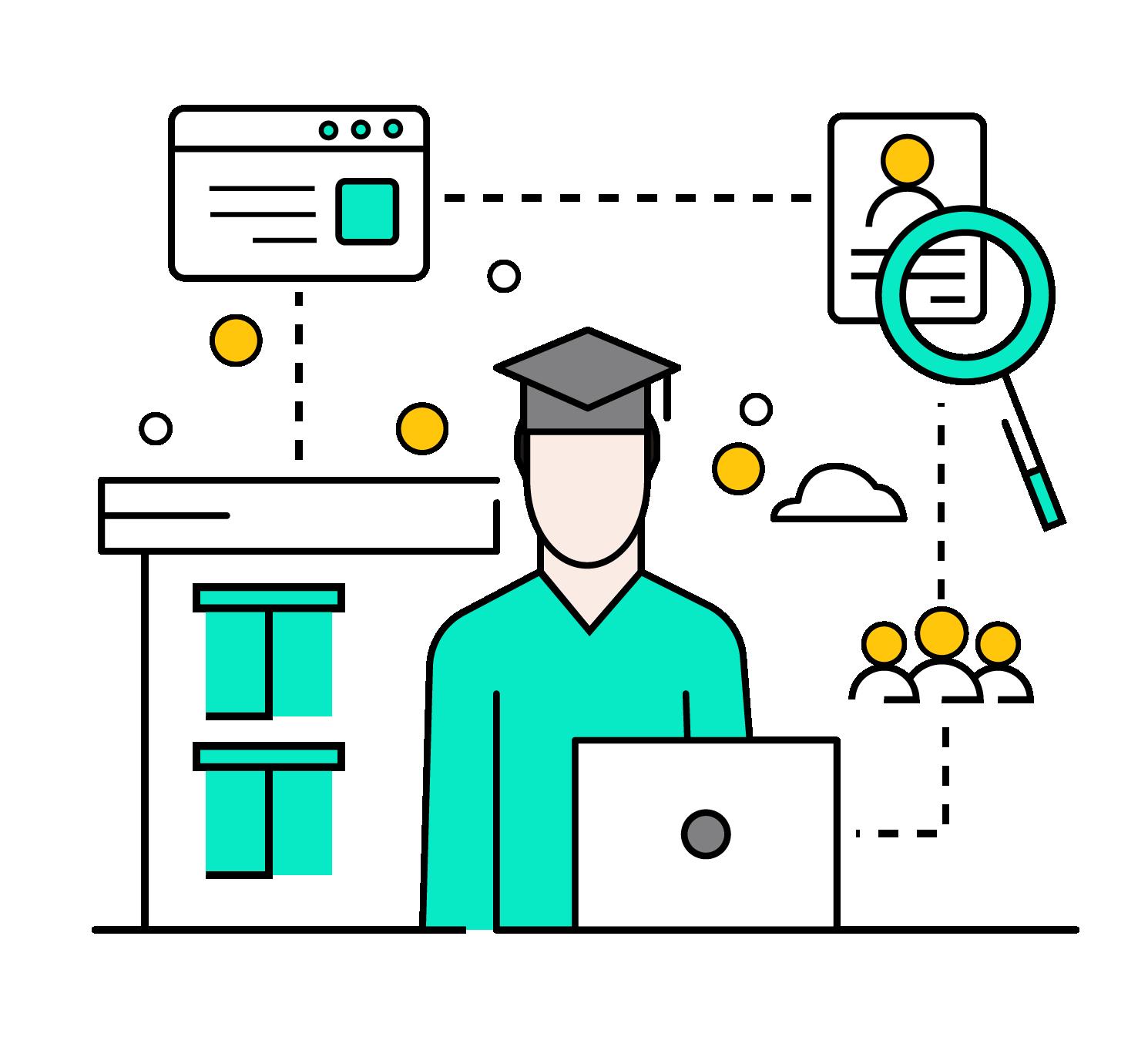 startnoo universities graphic